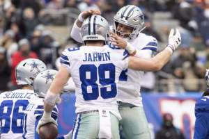 Can TE Blake Jarwin Poach Snaps Away From Jason Witten?