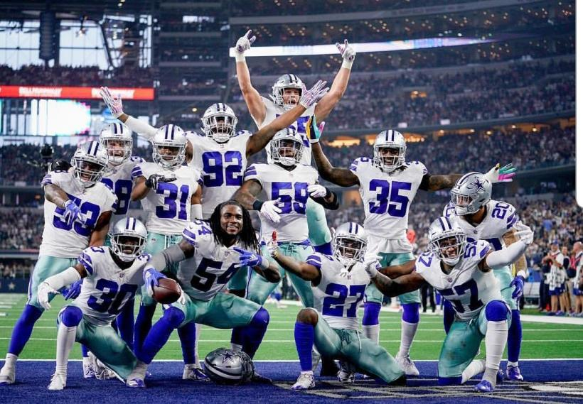 Cowboys Defense on the Verge of Dominance 1