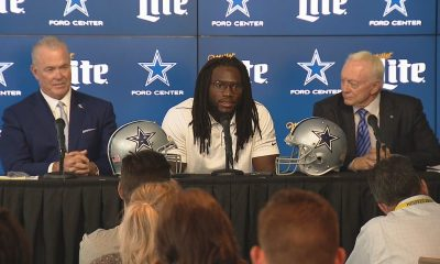 Jaylon Smith, Jerry Jones, Stephen Jones