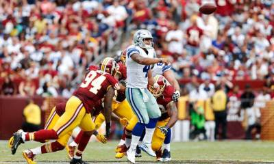 How Worried Should the Dallas Cowboys be About the Redskins? 1