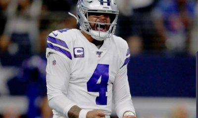Dak Prescott Proves he's Worth Every Penny in Season Opener