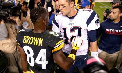 Football Focus: How Will Antonio Brown Do With Patriots?