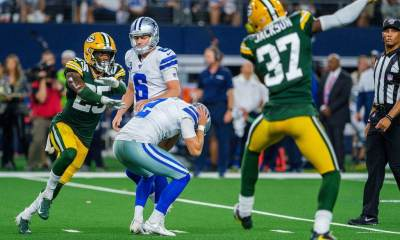 Brett Maher, Packers