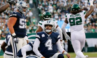 Cowboys OLNeeds to be Better vs Leonard Williams This Time