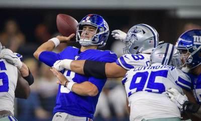 Cowboys vs Giants Begins New Chapter with Daniel Jones at QB 4