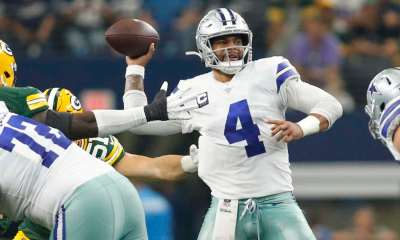 Dak Prescott a Bright Spot in Cowboys Loss to the Packers