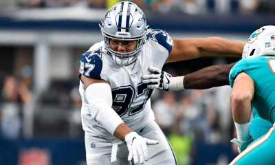 Dallas Cowboys with Opportunity in Wake of Tyrone Crawford Injury