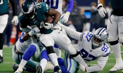 This Defensive Drive Sealed the Game for the Dallas Cowboys 3