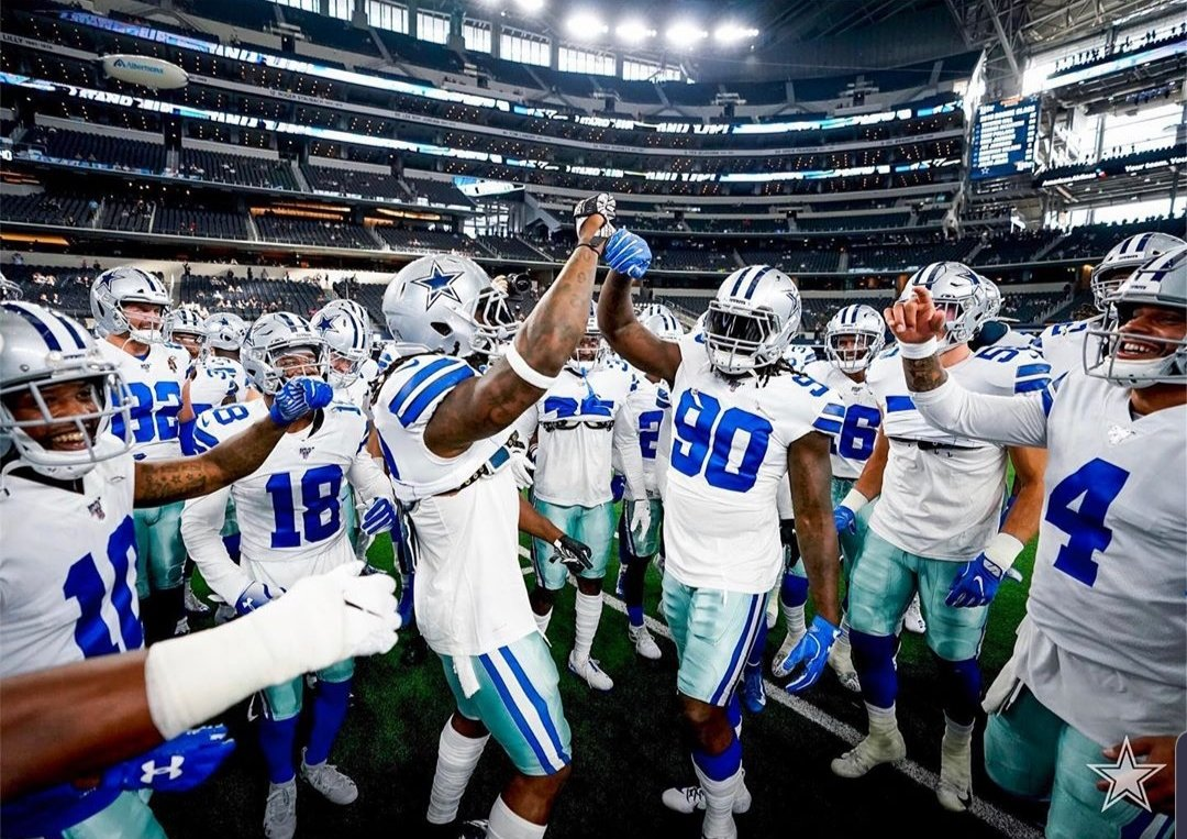 How To Watch The Dallas Cowboys Game Without Cable