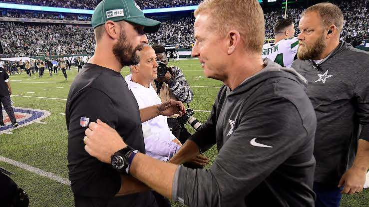 Will, Should Jason Garrett be Coaching for His Job vs the Eagles?