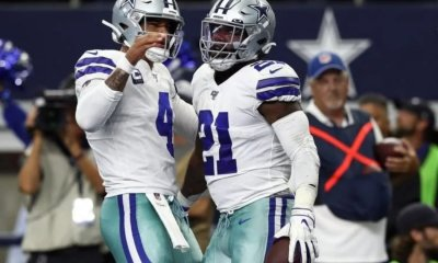 Dak Prescott, Ezekiel Elliott Primed for Big Games vs Lions