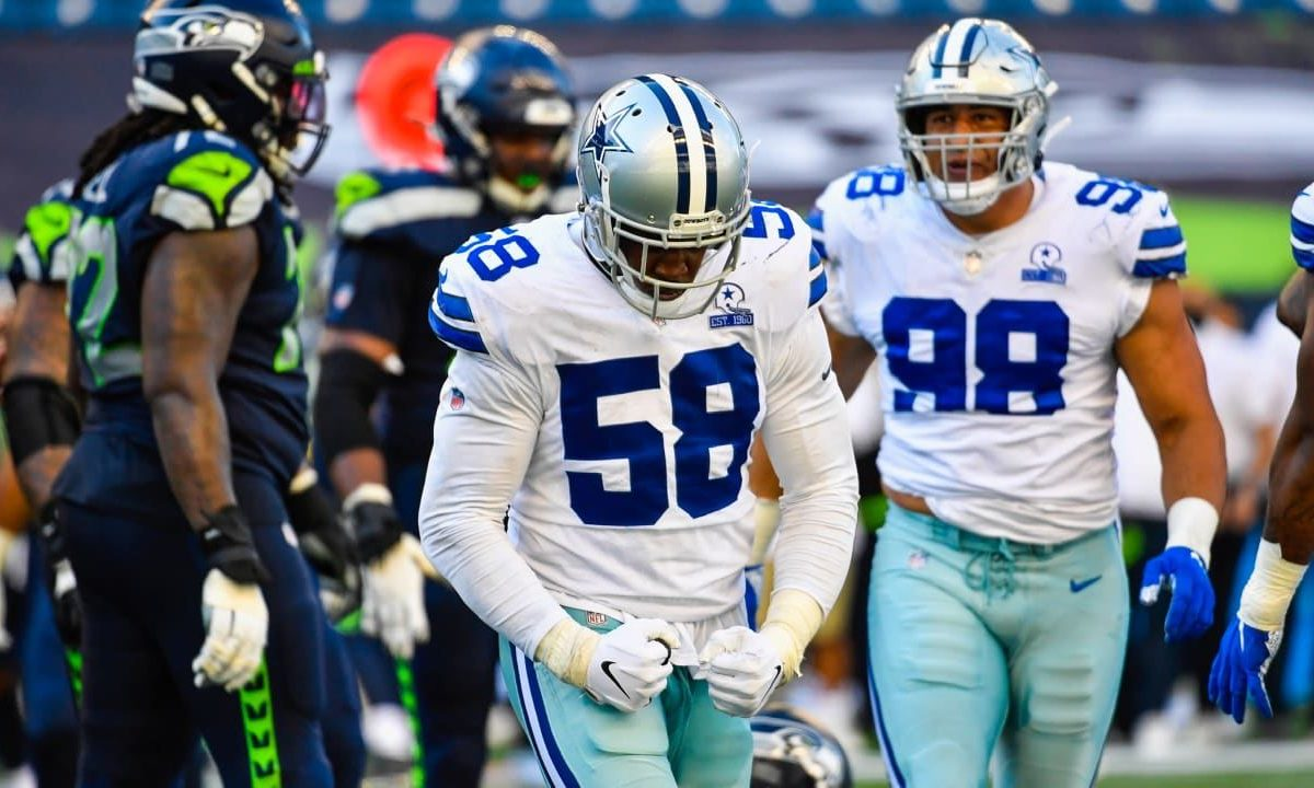 Coming Back Strong: Aldon Smith Leading NFL in Sacks After 3 Weeks ✭
