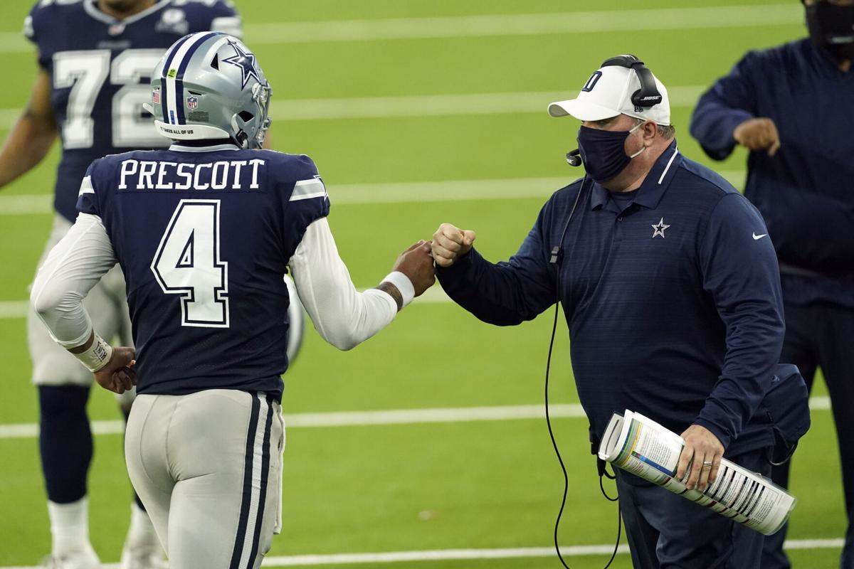 Cleveland Browns vs. Dallas Cowboys Results | The Football ...