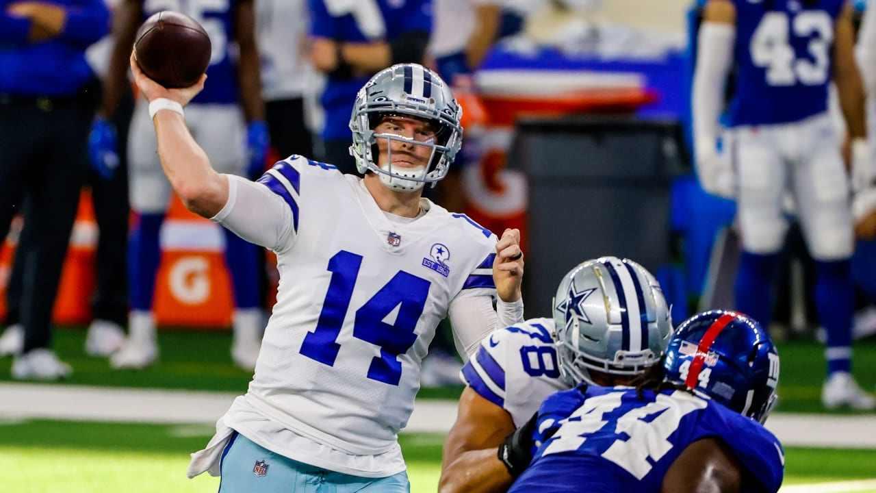 Dallas Cowboys vs New York Giants: Keys to a Cowboys Victory ✭