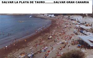 Tauro beach 1 year ago