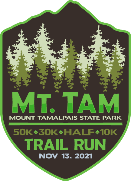 Mt. Tam Trail Run on Nov. 13, 2021