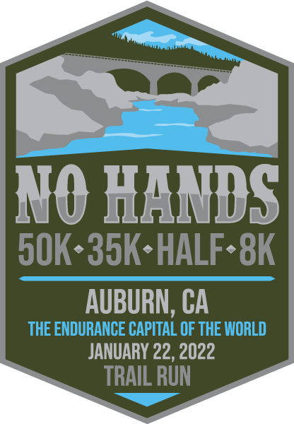 No Hands Trail Run on Jan. 22, 2022