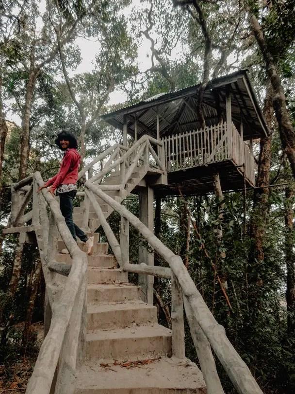 Hmuifang Resort Mizoram