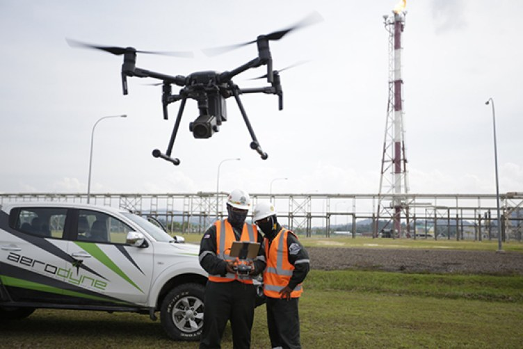 The Drone Fund Invests in Malaysia-based Aerodyne Group - Inside Unmanned  Systems