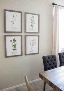 01 Beautiful Farmhouse Dining Room Table Design Ideas