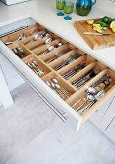 02 Brilliant Kitchen Cabinet Organization and Tips Ideas