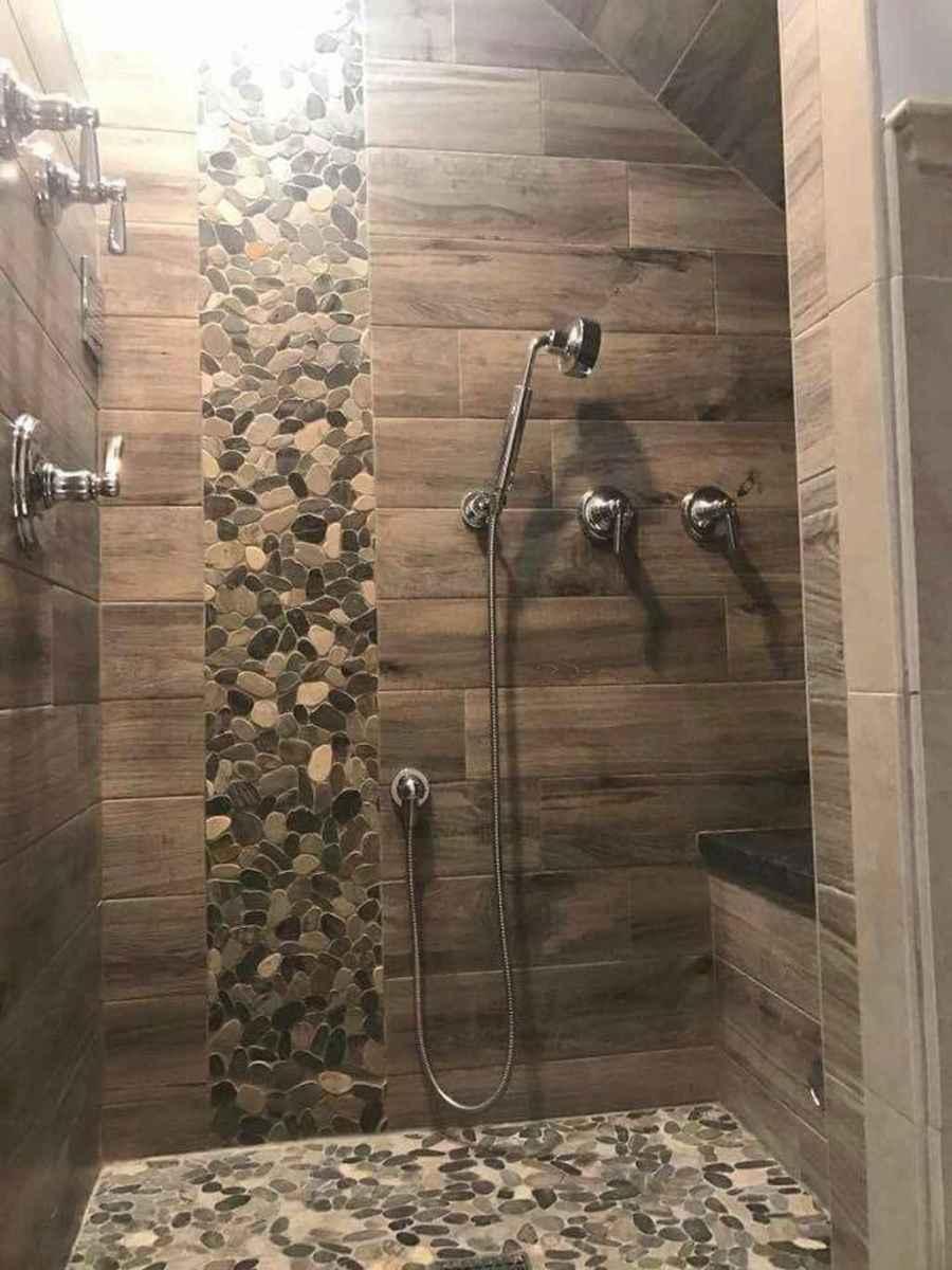 03 Cool Bathroom Shower Tile Remodel Design Ideas
