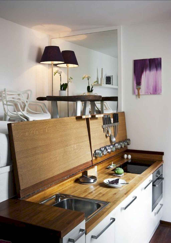 03 Tiny House Kitchen Storage Organization and Tips Ideas