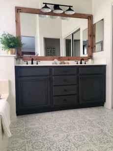 07 Modern Farmhouse Master Bathroom Remodel Ideas