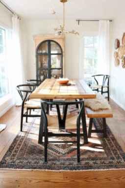 08 Beautiful Farmhouse Dining Room Table Design Ideas