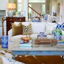 09 Beautiful Coastal Living Room Decor Ideas