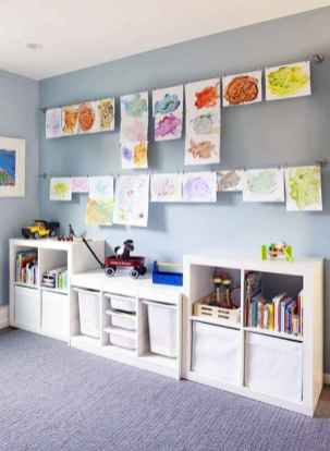 09 Clever Kids Bedroom Organization and Tips Ideas