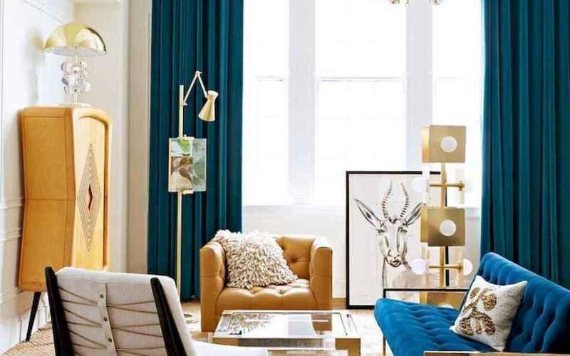 12 Gorgeous Mid Century Modern Living Room Design Ideas