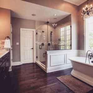12 Modern Farmhouse Master Bathroom Remodel Ideas