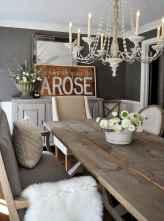 14 Beautiful Farmhouse Dining Room Table Design Ideas