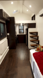 15 Clever Loft Stair Design for Tiny House Ideas