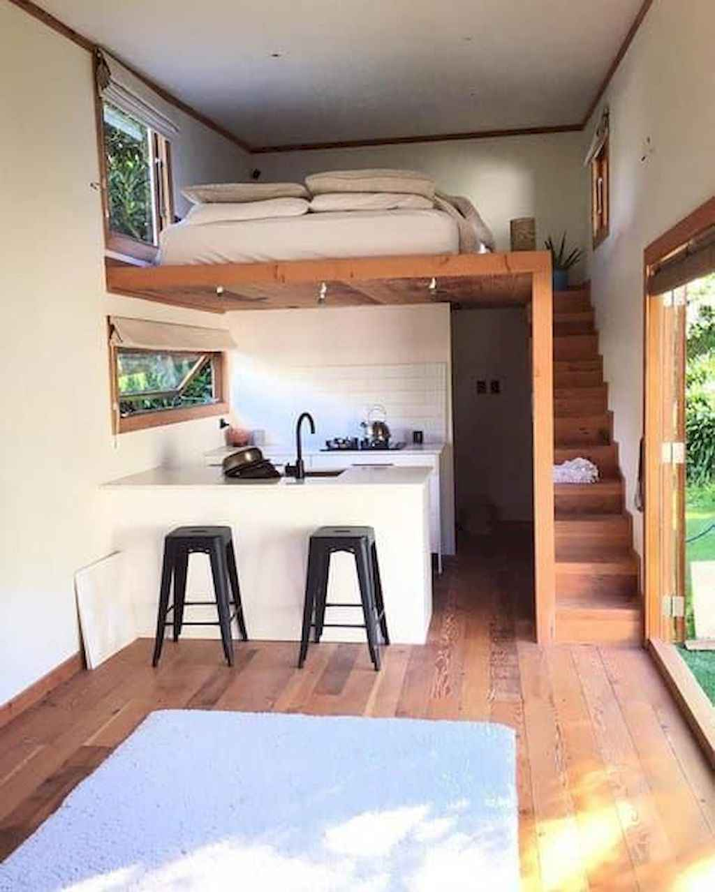 17 Tiny House Kitchen Storage Organization and Tips Ideas