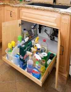 19 Brilliant Kitchen Cabinet Organization and Tips Ideas