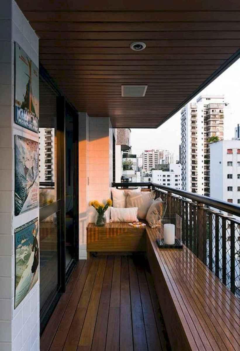 20 Cozy Apartment Balcony Decorating Ideas