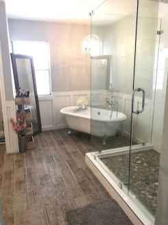 22 Modern Farmhouse Master Bathroom Remodel Ideas