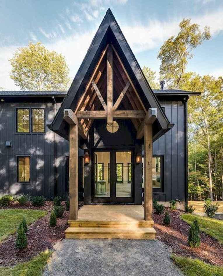 23 Awesome Modern Farmhouse Exterior Design Ideas