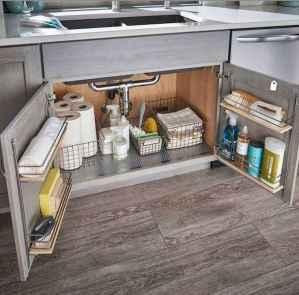 23 Brilliant Kitchen Cabinet Organization and Tips Ideas