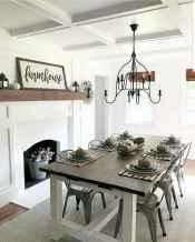 24 Beautiful Farmhouse Dining Room Table Design Ideas