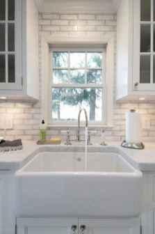 25 Beautiful Farmhouse Kitchen Backsplash Design Ideas