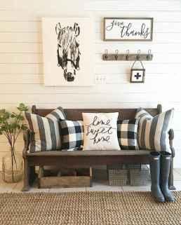 27 Cozy Modern Farmhouse Living Room Decor Ideas