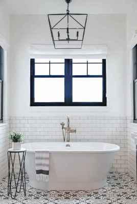 27 Modern Farmhouse Master Bathroom Remodel Ideas