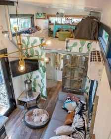 29 Cool Tiny House Interior Design Ideas