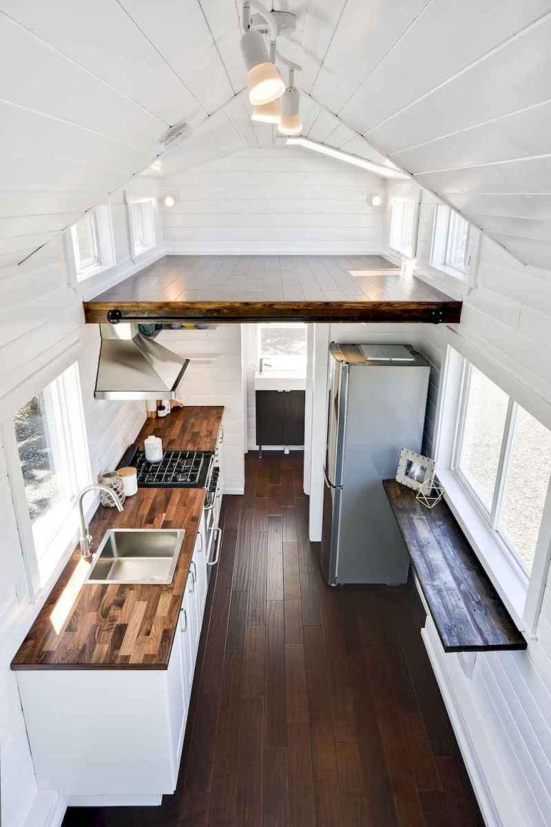 29 Tiny House Kitchen Storage Organization and Tips Ideas