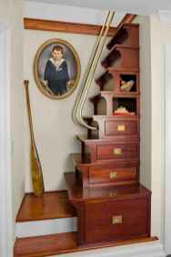 30 Clever Loft Stair Design for Tiny House Ideas