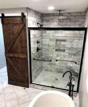 31 Cool Bathroom Shower Tile Remodel Design Ideas