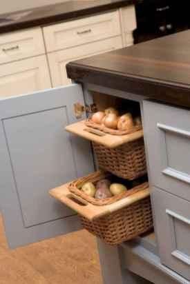 34 Brilliant Kitchen Cabinet Organization and Tips Ideas